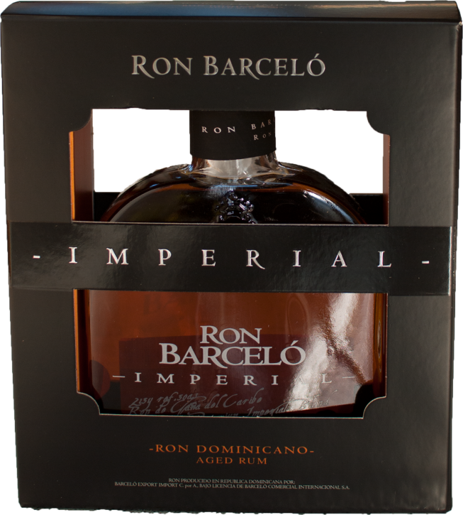 Ron Barcelo Imperial 38% 0,7 Liter