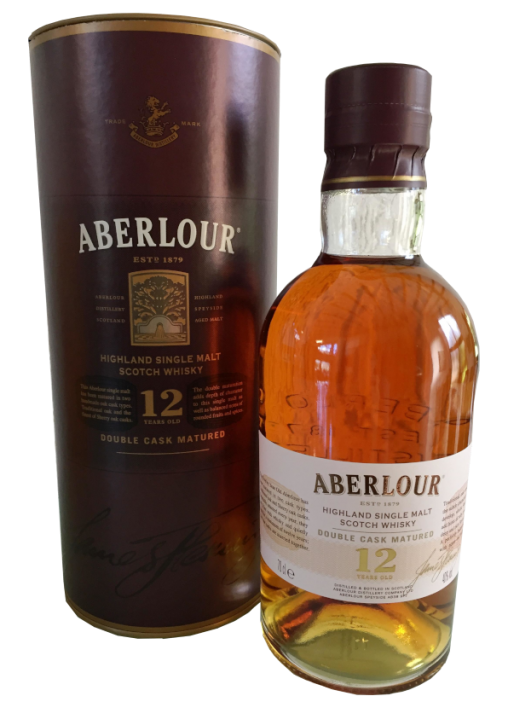 Aberlour 12 Years Double Cask Matured 40% 0,70