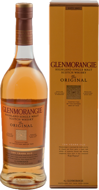 Glenmorangie 10 Years Single Malt 40% 1 Liter