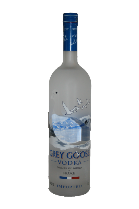 Grey Goose Vodka 40% 1 Liter