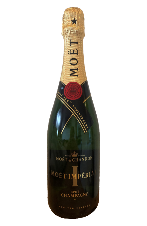 Moet Chandon Brut Imperial Limited Edition 150th Anniversary 0,75 Liter